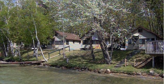 Cabins on the Lake